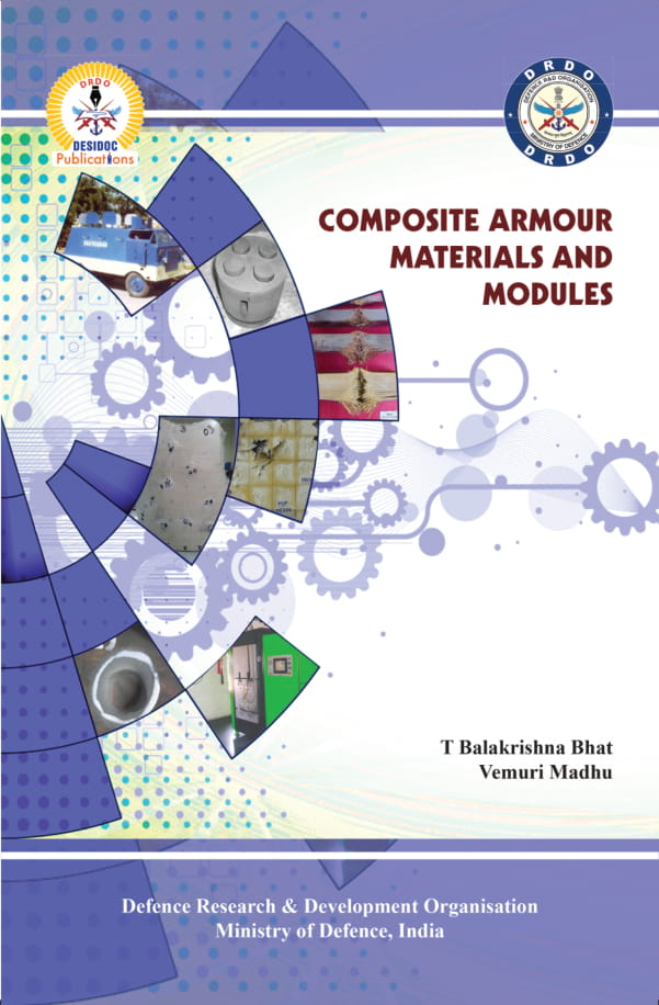 Composite Armour Materials and Modules