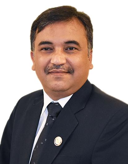 Dr Sanjai K Dwivedi