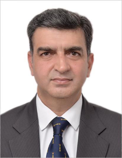 Dr. Mayank Dwivedi