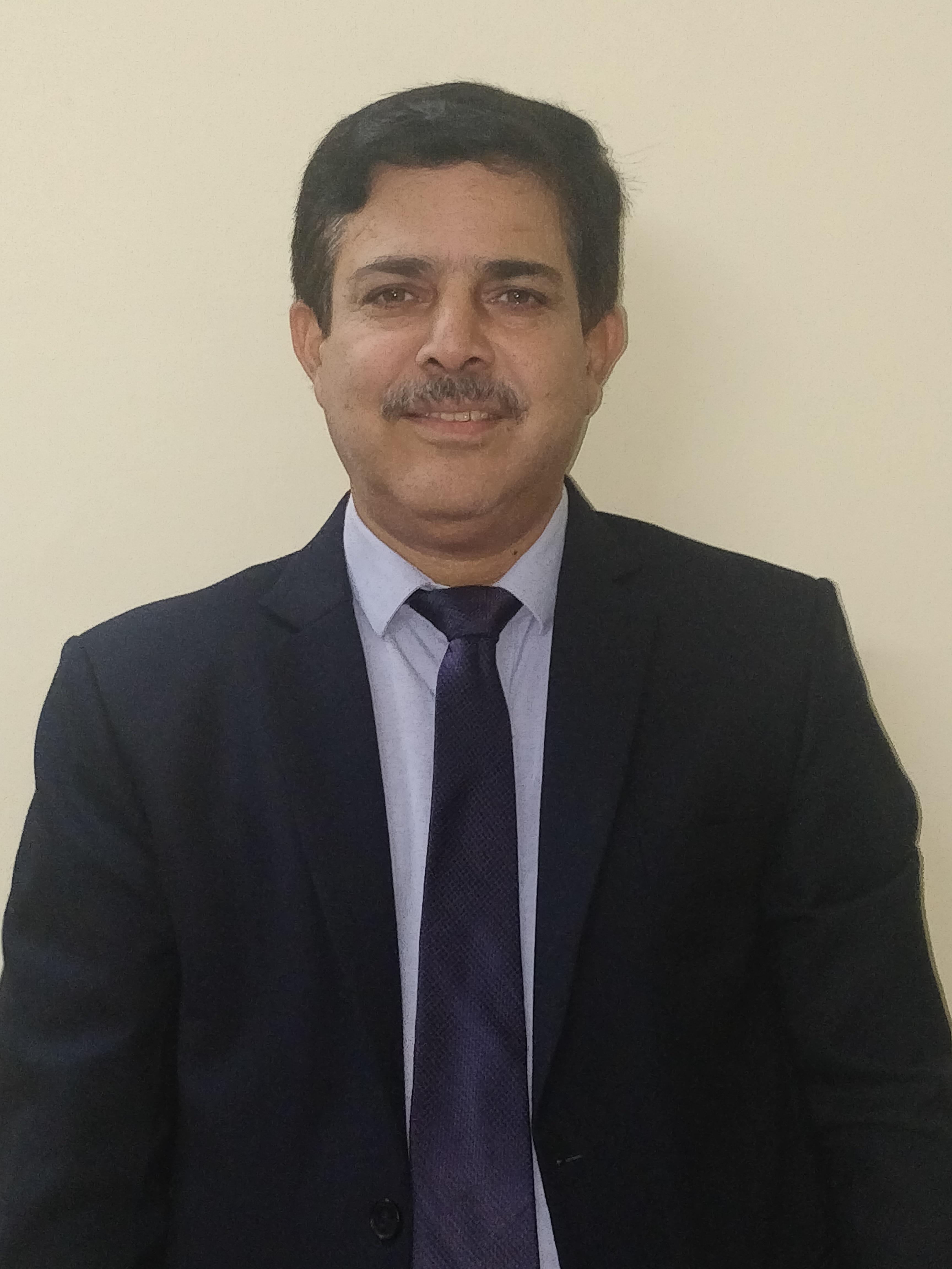 Dr. Shiv Kumar, Scientist 'G'