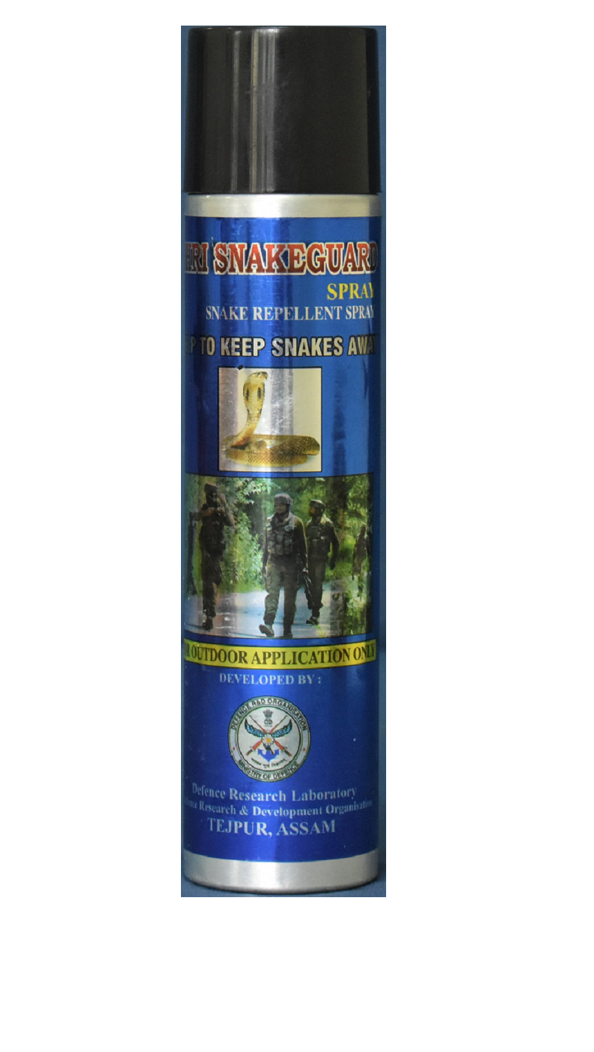 Snake Repellent for Personal Protection