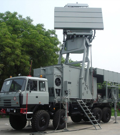 3 D Medium Range Surveillance Radar for Airforce- Rohini