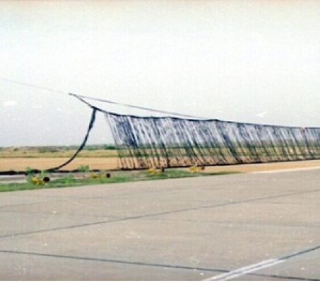 Aircraft Arrester Barrier System