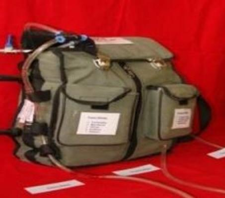 Military Survival Back-pack Water Purifier (40 lph)