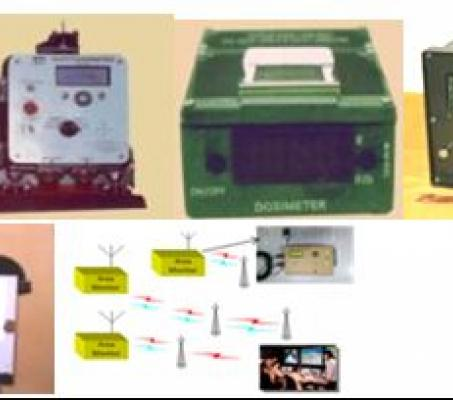 Radiation Monitoring Equipments