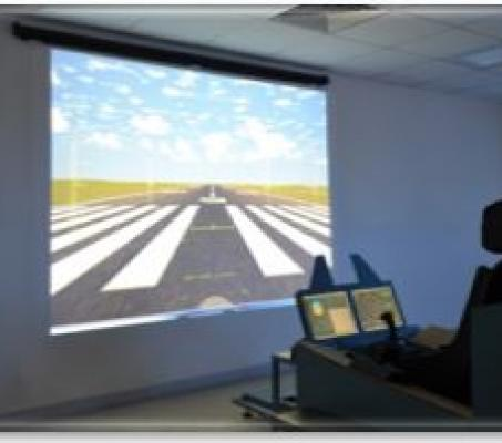 Engineering Flight Simulator for PVI Research