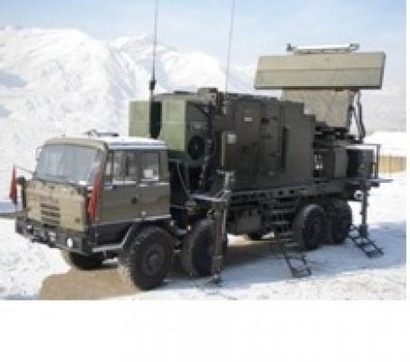 3D Tactical Control Radar