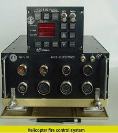 Helicoptor Fire Control System