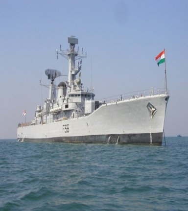 3D Surveillance Radar for Indian Navy -Revathi