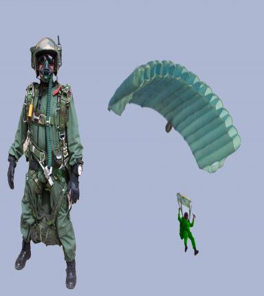 Combat Free Fall System (CFF)