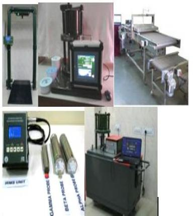Contamination Monitoring Systems