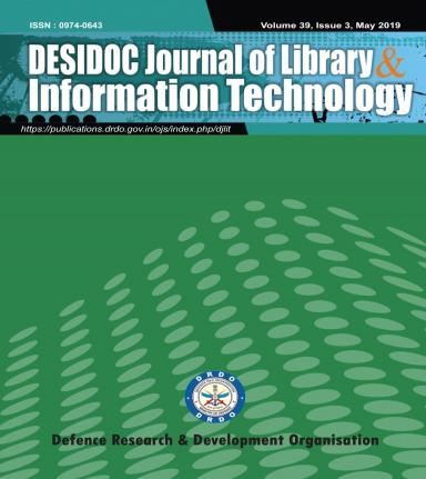 DESIDOC Journal of Library & Information Technology (DJLIT)