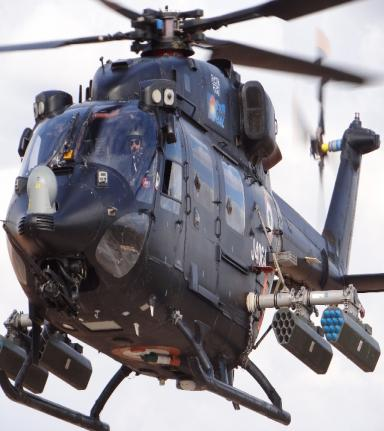 Advanced Light Helicopter (ALH)