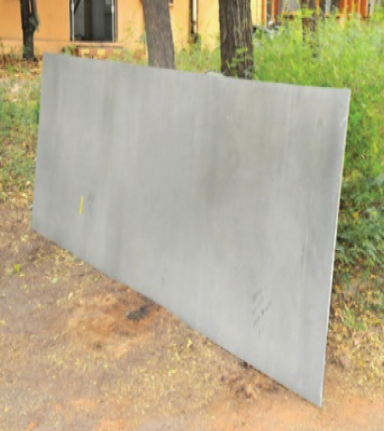 Aluminium Alloy Armour Plates for Infantry Combat Vehicle