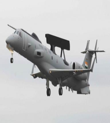 AEW&C (CSM) and Indigenous ESM & RWR Systems for AEW&C