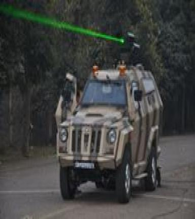 Laser Ordnance Disposal System (LORDS)