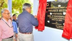 Inauguration of new buildings/facilities