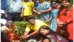 "Tree Plantation Celebrations at DMSRDE: ""Hariyali-2018"""