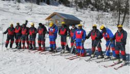 Ski Course at Manali