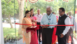 Inauguration of Security Complex by Shri M S Easwaran, DS, PGD(AEW&C) and Director, CABS on 9th May 2017