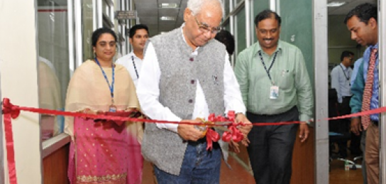 Inauguration of Spectrometric Oil Analysis Laboratory (SOAL)