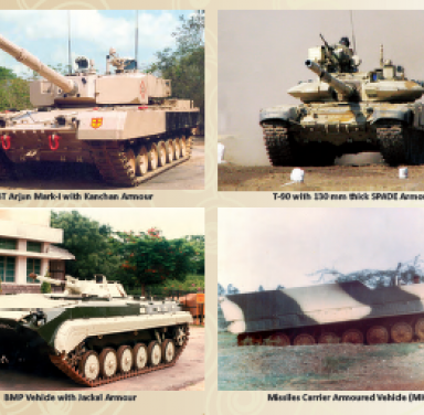 Armour Materials & Modules: MBTs and Other Combat Vehicles