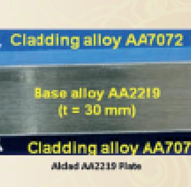 Alclad AA2219 Plate