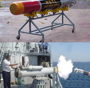 TORPEDOES & SUB-SYSTEMS