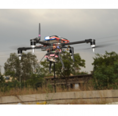 UNMANNED AERIAL VEHICLE (UAV) 'NETRA'