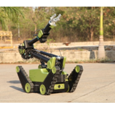 Confined Space Remotely Operated Vehicle (CSROV)