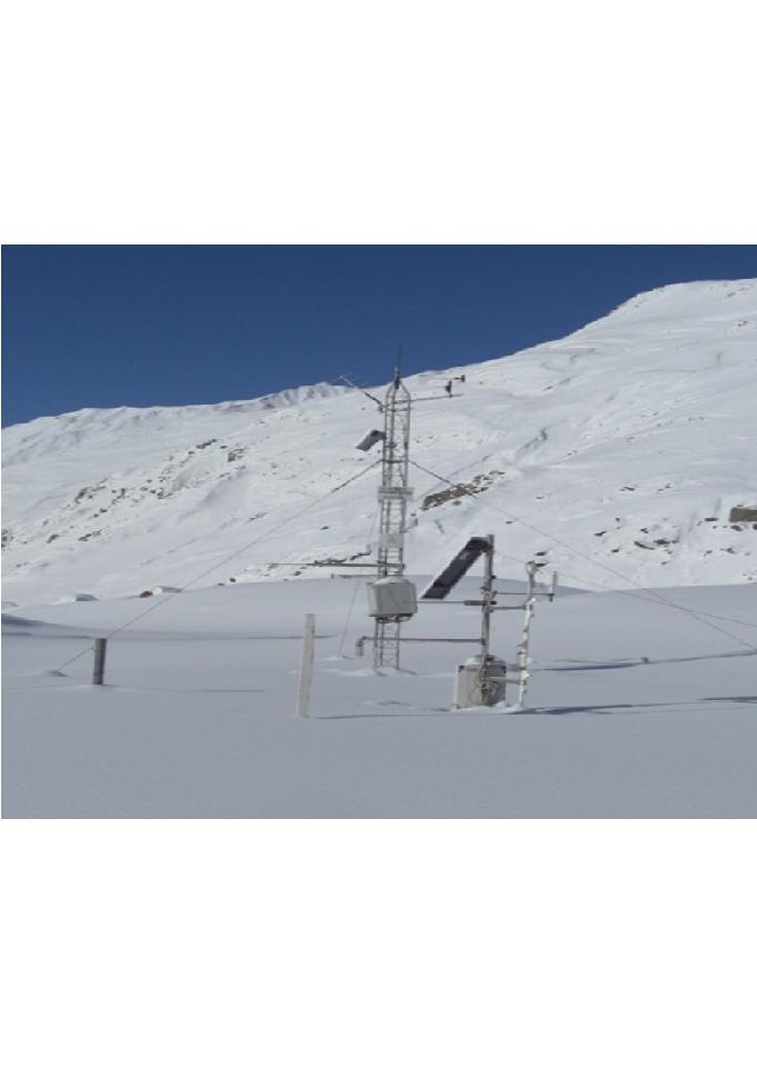 Snow & Avalanche Study Estt