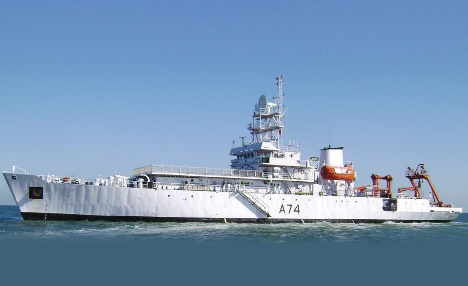 नौसेना प्रणाली और सामग्री