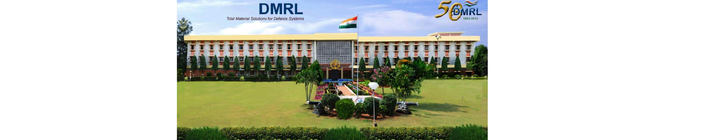 रक्षा धातुकर्म अनुसंधान प्रयोगशाला (DMRL)